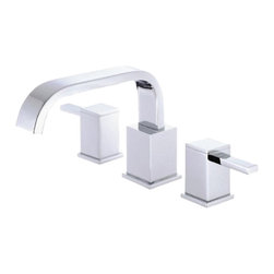 Danze - Danze D300933BNT Brushed Nickel Roman Tub Trim - Danze D300933BNT Brushed Nickel Roman Tub Faucet Trim only is part of the Reef Bath collection.  D300933BNT Roman Tub Trim requires Danze D2210000BT or D215000BT rough-in valve to make this faucet complete.