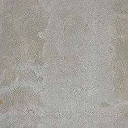Lagos Blue Honed Limestone Tile - http://www.stonetileliquidators.com
