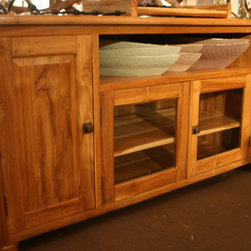 Cabinets and Dressers - #1553 Cabinet Entertainment