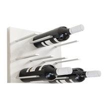 STACT - STACT Wine Racks, Pure White, 6 Pack, Modular ...