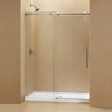 Modern Showers by BuilderDepot, Inc.