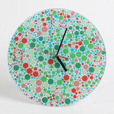 Contemporary Clocks by Hidden Art