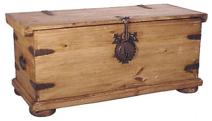 Rustic Decorative Trunks by Indeed Decor