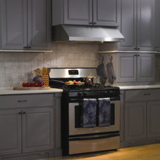 Vent-A-Hood Under Cabinet Hood with Straight Professional Lip | Wayfair