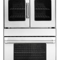 "American Range - AROFSHGE-230-N Legacy Series 30"" Wide French and Chef Door Natural Gas Innovecti - Inspired by our passion for perfection renowned for our product innovation and quality American Range is a recognized leader in the commercial food service industry Our commercial workhorse pedigree has been proven in the worlds most demanding kitche..."