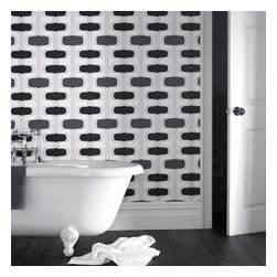 Graham & Brown - Groovy Wallpaper - An ultra modern design with a real retro vibe