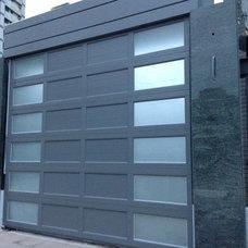 Modern Garage Doors And Openers by YI CHENG DOORS CO., LTD