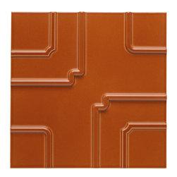 Studio Moderne Imperial Pattern Decorative Field in Lacquer Gloss - STUDIO MODERNE