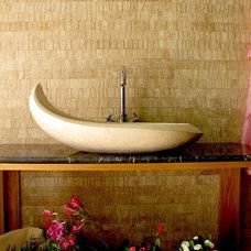 Modern Bathroom Sinks by Nova Deko