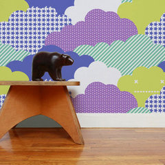 eclectic wallpaper by Aimée Wilder