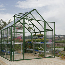 Modern Greenhouses by Green Ridge Solutions, Inc.