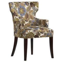 eclectic dining chairs and benches by Crate&Barrel