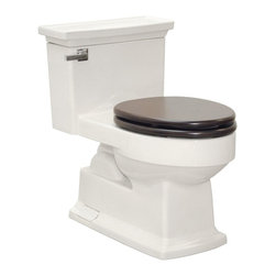 TOTO - TOTO MS934214EF#01 Eco Lloyd Elongated One Piece Toilet with Maple SoftClose Sea - TOTO MS934214EF#01 Eco Lloyd Elongated One Piece Toilet with Maple SoftClose Seat, Cotton White When it comes to Toto, being just the newest and most advanced product has never been nor needed to be the primary focus. Toto's ideas start with the people, and discovering what they need and want to help them in their daily lives. The days of things being pretty just for pretty's sake are over. When it comes to Toto you will get it all. A beautiful design, with high quality parts, inside and out, that will last longer than you ever expected. Toto is the worldwide leader in plumbing, and although they are known for their Toilets and unique washlets, Toto carries everything from sinks and faucets, to bathroom accessories and urinals with flushometers. So whether it be a replacement toilet seat, a new bath tub or a whole new, higher efficiency money saving toilet, Toto has what you need, at a r