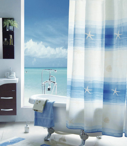mediterranean shower curtains by sinofaucet