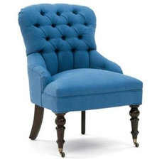 Traditional Living Room Chairs by Mitchell Gold + Bob Williams