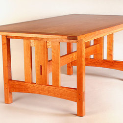 Craftsman Dining Table -
