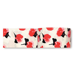 "Kate Spade - Kate Spade Decorative Paper Tape - Put the finishing touches to your latest project with this Kate Spade wide roll of rose print paper tape.  This delicate floral print tape adheres to any smooth surface allowing you to spice up any DIY project! 1 1/4"" X 65 1/2'L"