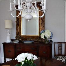 Contemporary Dining Room dining room