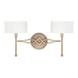 Capital Lighting - Capital Lighting Landry Traditional Wall Sconce X-765-GB2744 - Capital Lighting Landry Traditional Wall Sconce X-765-GB2744