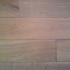Contemporary Hardwood Flooring by AFI - Bay Area