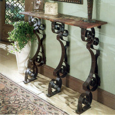 Traditional Side Tables And Accent Tables by Iron Accents
