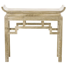 Asian Console Tables by Masins Furniture