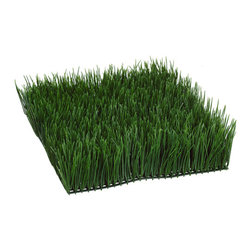 Silk Plants Direct - Silk Plants Direct Wheat Grass Mat (Pack of 2) - Pack of 2. Silk Plants Direct specializes in manufacturing, design and supply of the most life-like, premium quality artificial plants, trees, flowers, arrangements, topiaries and containers for home, office and commercial use. Our Wheat Grass Mat includes the following: