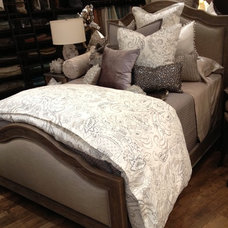 Modern Bedding by Between The Sheets - South Coast Plaza