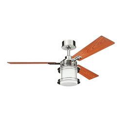 "Kichler Lighting - Kichler Lighting Pacific Edge 52"" Modern / Contemporary Ceiling Fan X-NP751003 - Kichler Lighting Pacific Edge 52"" Modern / Contemporary Ceiling Fan X-NP751003"