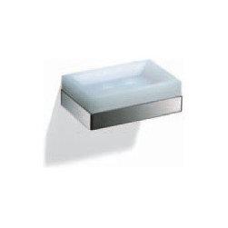 Modo Bath - Flash L205 Soap Dish Holder in Chrome - Flash L205 Soap Dish Holder in Chrome