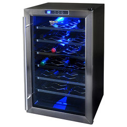 Contemporary Wine And Beer Refrigeration by Wine Racks America