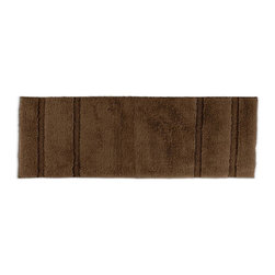 Garland - Princess 22 x 60 in. Bath Rug - PRI-2260-14 - Shop for Mats and Rugs from Hayneedle.com! Your bathroom will be fit for any visiting dignitaries when you have the Princess 22 x 60 in. Bath Rug. This super soft bath rug is available in a variety of gorgeous colors perfect for any bathroom. The colorfast design and ultra durable construction will keep your bath beautiful for years.About Garland SalesEstablished in 1974 Garland Sales Inc. has grown as a leading manufacturer and supplier of a wide range of fashionable tufted area rugs and decorator bath rugs. Operating in the heart of the carpet manufacturing industry in Dalton GA Garland Sales Inc. continues to expand its product line through innovative product development and milestone merchandising techniques. Offered in a wide array of yarns patterns colors weights and backings their products are sought after throughout the country. The colorfast designs quality construction and lasting beauty of a Garland Sales rug is a look and feel you'll love in your bathroom for years.