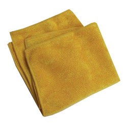e-cloth - e-cloth General Purpose Cloth, Yellow - The original e-Cloth General Purpose Cloth has received a facelift and is now available in five attractive colors: blue, yellow, green, coral, and violet. Like the original e-Cloth, the colored general-purpose cloths measure 12.5 inches by 12.5 inches in size.