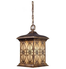 traditional outdoor lighting by Overstock