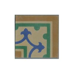 Floor Encaustics Collection - Item CF05