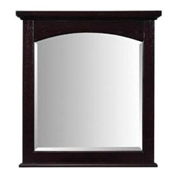 Pegasus - Harvest Mirror in Red Ebony Finish - GHVTM30B - Choose Size: SmallManufacturer SKU: GHVTM30BE. 0.50 in. beveled edge. Wall cleats for easy hanging and leveling. CARB ATCM compliant. 1.75 in. frame thickness. Small: 30 in. W x 34 in. H (30 lbs.). Large: 36 in. W x 34 in. D (35 lbs.)