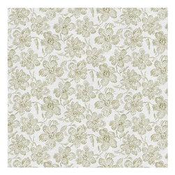 Guildery - Petals Small Fabric: Outpost - Fabric by the yard for your custom sewing or upholstery projects. Fabric is sold in full-yard increments.