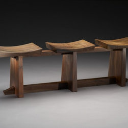 "Custom Furniture - Seating - ""Grafted"" bench"
