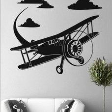 Modern Kids Wall Decor by deStudio