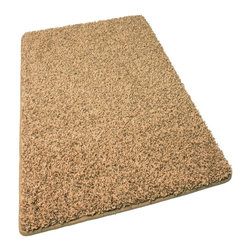 """Koeckritz - Stair Treads 9""""X27"""" Frieze Shag 45 oz Rug Carpet Stage Light, Set of 13 - This rug is more of a frieze then it is shag. Soft and plush solution dyed 45 oz. 3/4 inch thick (pile height) polyester. Combines the best of innovation, craftsmanship and fashion. The yarn in this gorgeous rug is made of is 100% extra soft polyester, a carpet fiber that is not only incredibly soft, but exceptionally durable. The edges of these rugs are bound and finished with a matching soft, yet durable nylon fabric binding that is sewn to the edge of the rug for a very clean finish. Not to mention the speckled colors look great and would hide just about anything. Unsurpassed in quality and style without sacrificing affordability. In addition to their beauty and durability, Koeckritz area rugs are made from superior materials and the right colors to express your personal style. Koeckritz area rugs are the premium choice when it comes to color and value as they provide unique interpretations for traditional and modern interiors. Decorate the office, den, living room, dining room, kitchen or bedroom. This rug will accent and add life to any room. Due to so many custom sizes available, some rugs will require a seam. This is done on the underside of the area rug with a special seam tape. The seam will be invisible. *Please Note that size and color representation are subject to manufacturing variance and may not be exact. Also note that monitor settings may vary from computer to computer and may distort actual colors. Photos are as accurate as possible; however, colors may vary slightly in person due to flash photography and differences in monitor settings. Each rug/carpet is manufactured with the same colors as pictured"""
