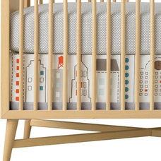Modern Baby Bedding by DwellStudio