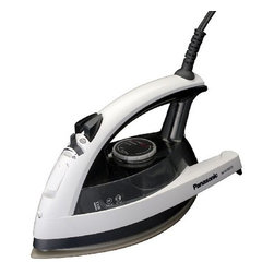PANASONIC - Panasonic NIW450TS White Iron Steam 360 Degrees 1500W Nonstick - Panasonic NIW450TS White Iron Steam 360 Degree 1500W Nonstick