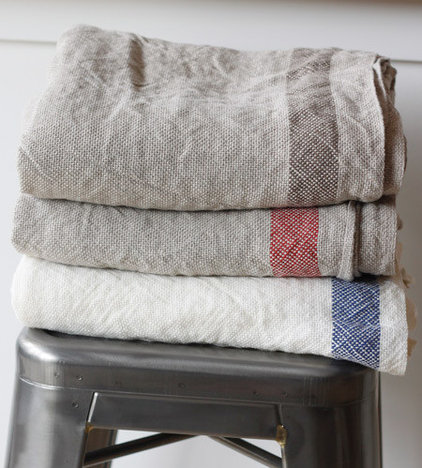 Traditional Blankets by Alder & Co.