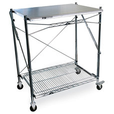 Industrial Kitchen Islands And Kitchen Carts by Sutti Associates, Inc.