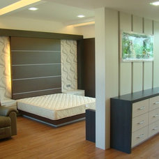 Contemporary Bedroom by Dzine Home Interiors
