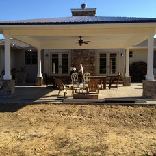 Farmhouse Patio by Tri County Development Group Inc.