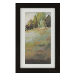 Paragon - Trail of Her Heart II - Framed Art - Each product is custom made upon order so there might be small variations from the picture displayed. No two pieces are exactly alike.