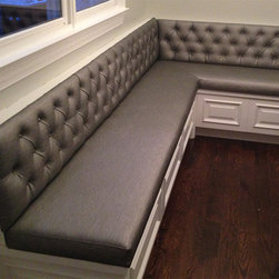 Custom Banquette Seating -