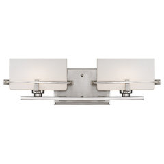 modern bathroom lighting and vanity lighting by Lamps Plus