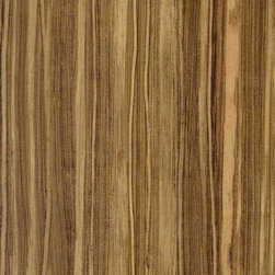Casart coverings - Zebrawood Wall Covering - Professionally hand-painted faux finish that authentically mimics the look of natural zebrawood.